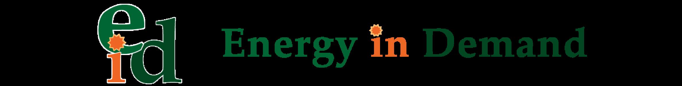 Energy in Demand – Sustainable Energy – Rod Janssen